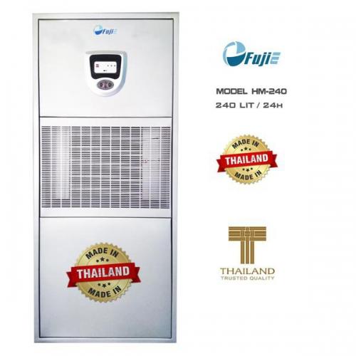 FujiE Industrial Dehumidifier HM-240, new generation